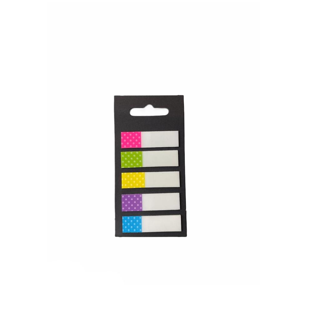 Marca Página Sticky Notes  - Papel Pautado