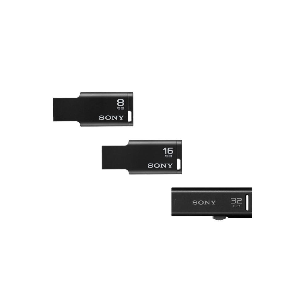 Pen Drive Micro Vault Sony  - Papel Pautado