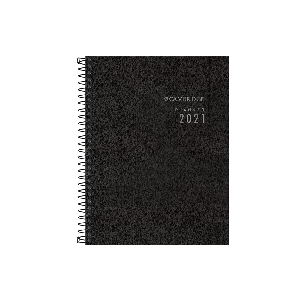 Planner Cambridge M7 Tilibra 2021