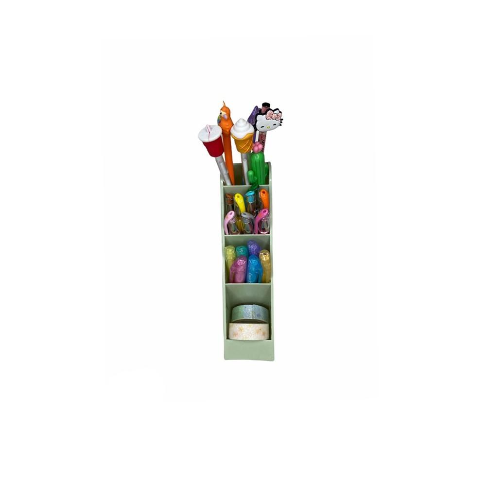 Porta Caneta Vertical  - Papel Pautado