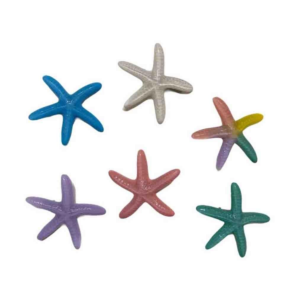 Presilha Estrela do Mar  - Papel Pautado