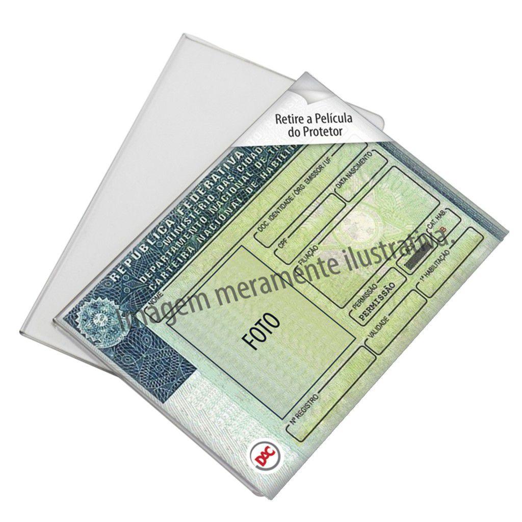 Protetor para Documento de Carro