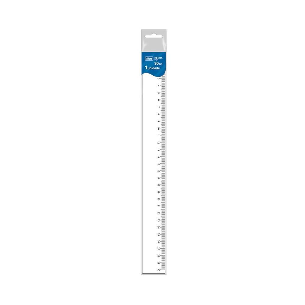 Régua Académie Tilibra 30cm.  - Papel Pautado