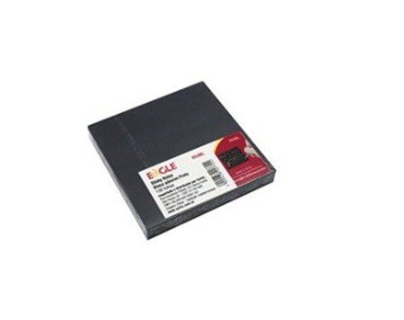 Sticky notes - Bloco adesivo Preto - 100 fls  - Papel Pautado