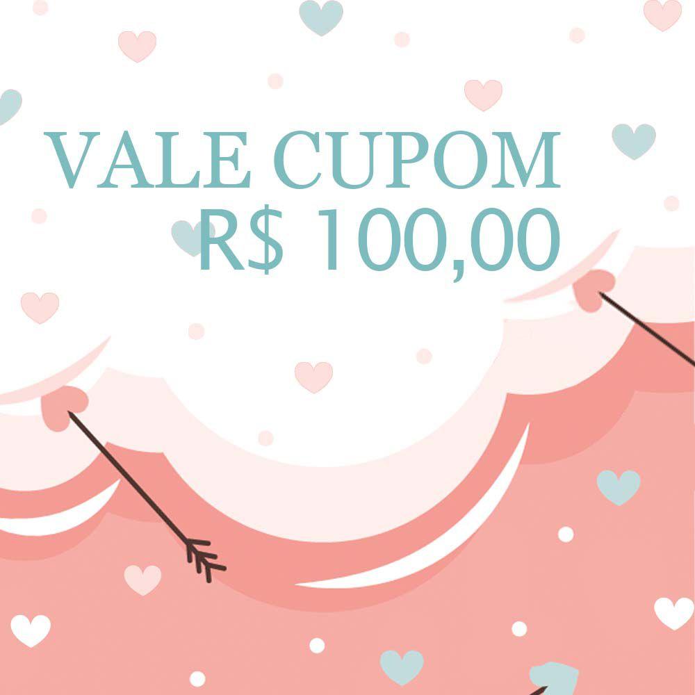 Vale Cupom R$100,00