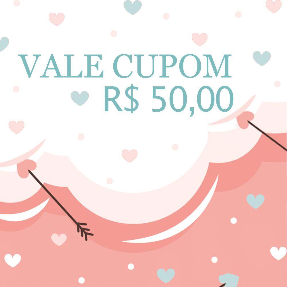 Vale Cupom R$50,00