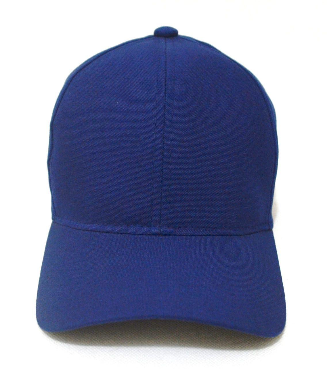 Boné Azul Marinho Liso Sem Estampa Unissex Aba Curva - Super Leve e com Ajuste de Tamanho