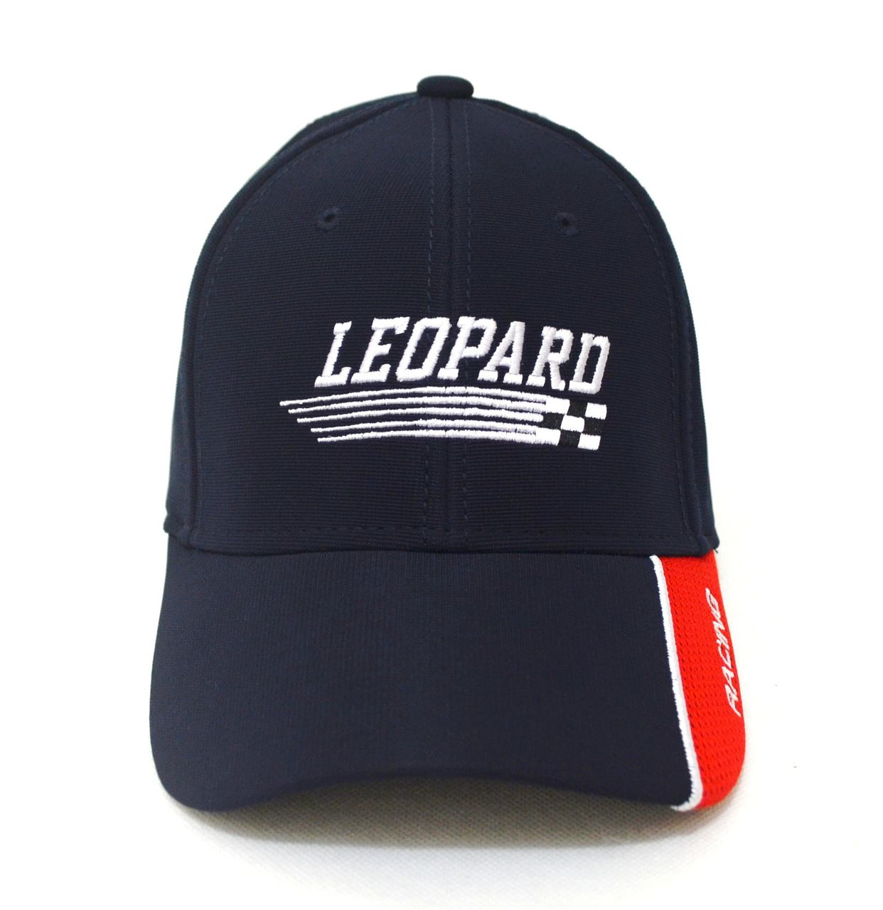 Boné Racing Leopard Aba Curva Super Leve - Carros e Motos