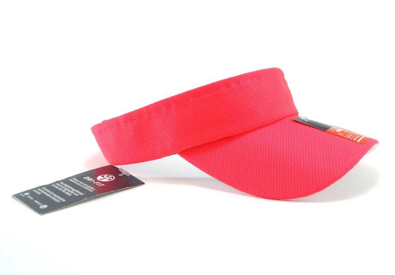 Viseira Rosa Pink Dry Fit Esporte Feminina Masculina