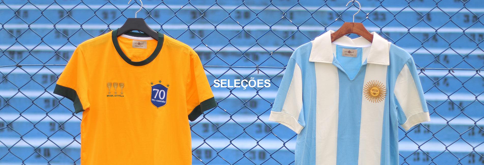 50638e50a9 100% Futebol Retrô