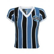 Camisa Retrô Grêmio 1983 Feminina