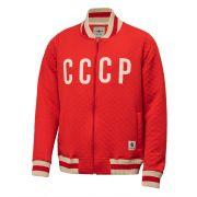 Jaqueta CCCP Retrô Gol Classic Vermelho Masculina