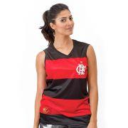 Regata Flamengo Dry Hoop Feminina