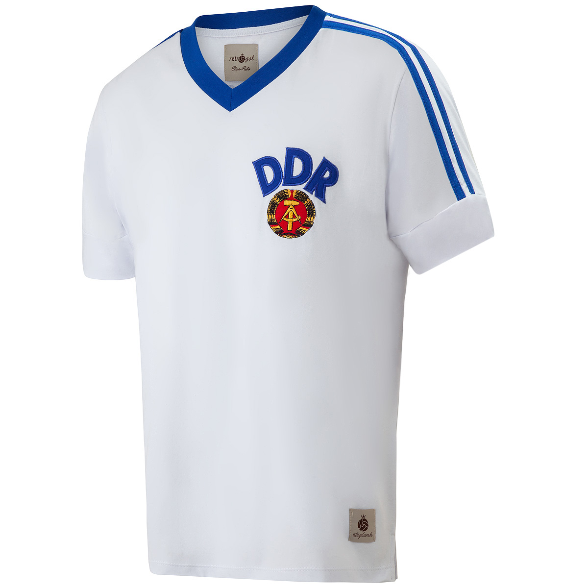Camisa Alemanha DDR Oriental Retrô Masculina