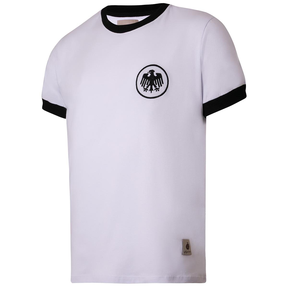 Camisa Alemanha Retrô 1974 Masculina