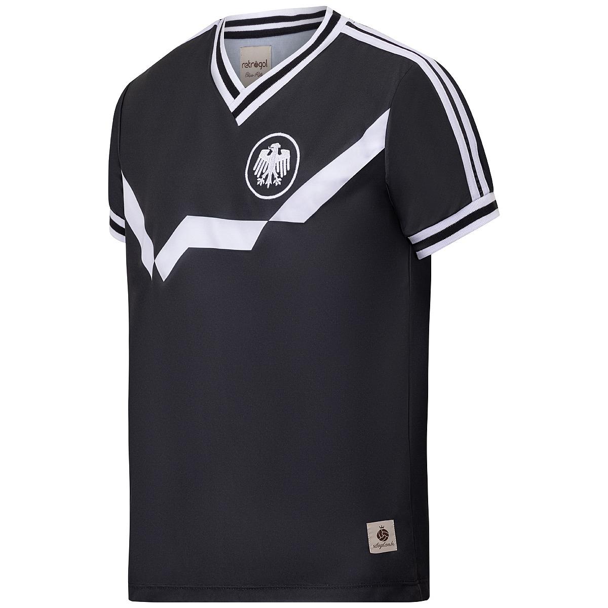 Camisa Alemanha Retrô 1990 Away Masculina