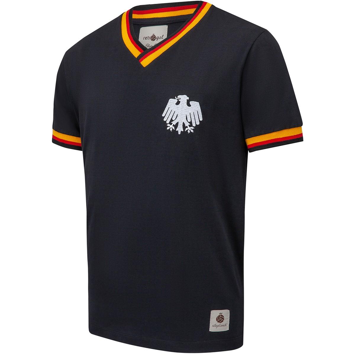 Camisa Alemanha Retrô Away nº 10 Masculina