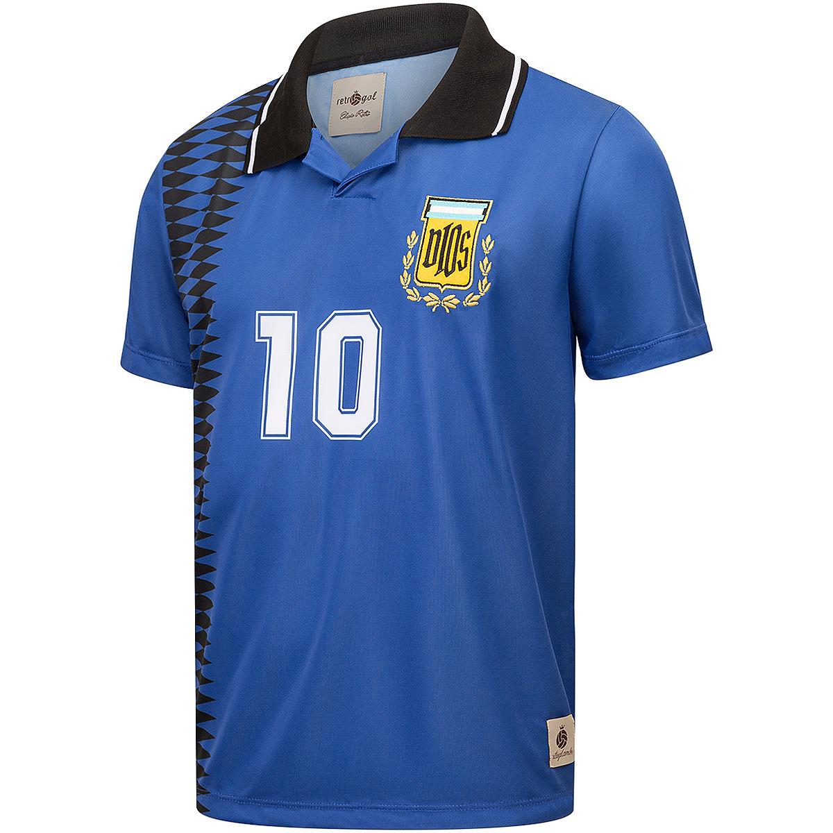 Camisa Argentina 1994 Retrô Masculina