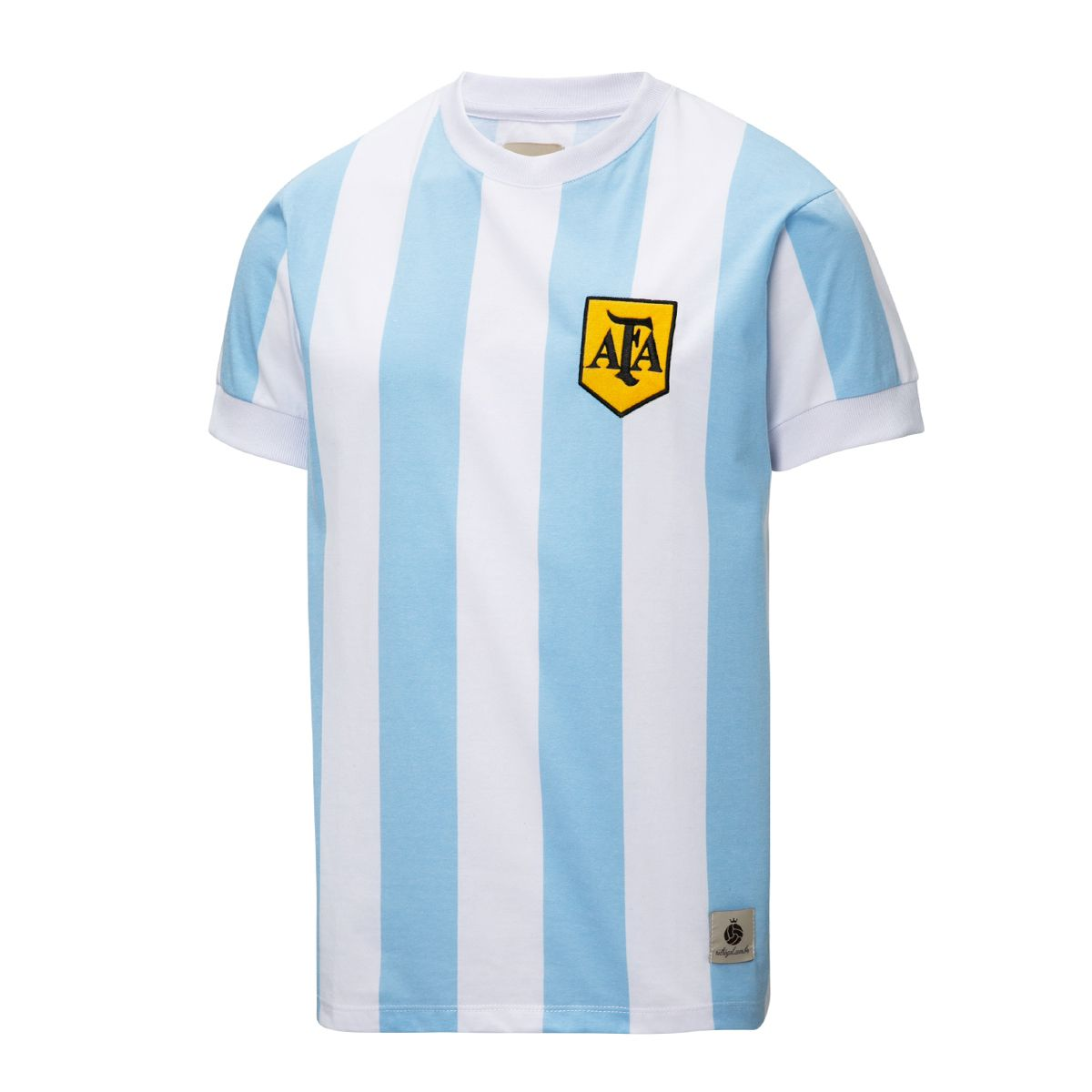 Camisa Argentina Retrô 1986 Maradona