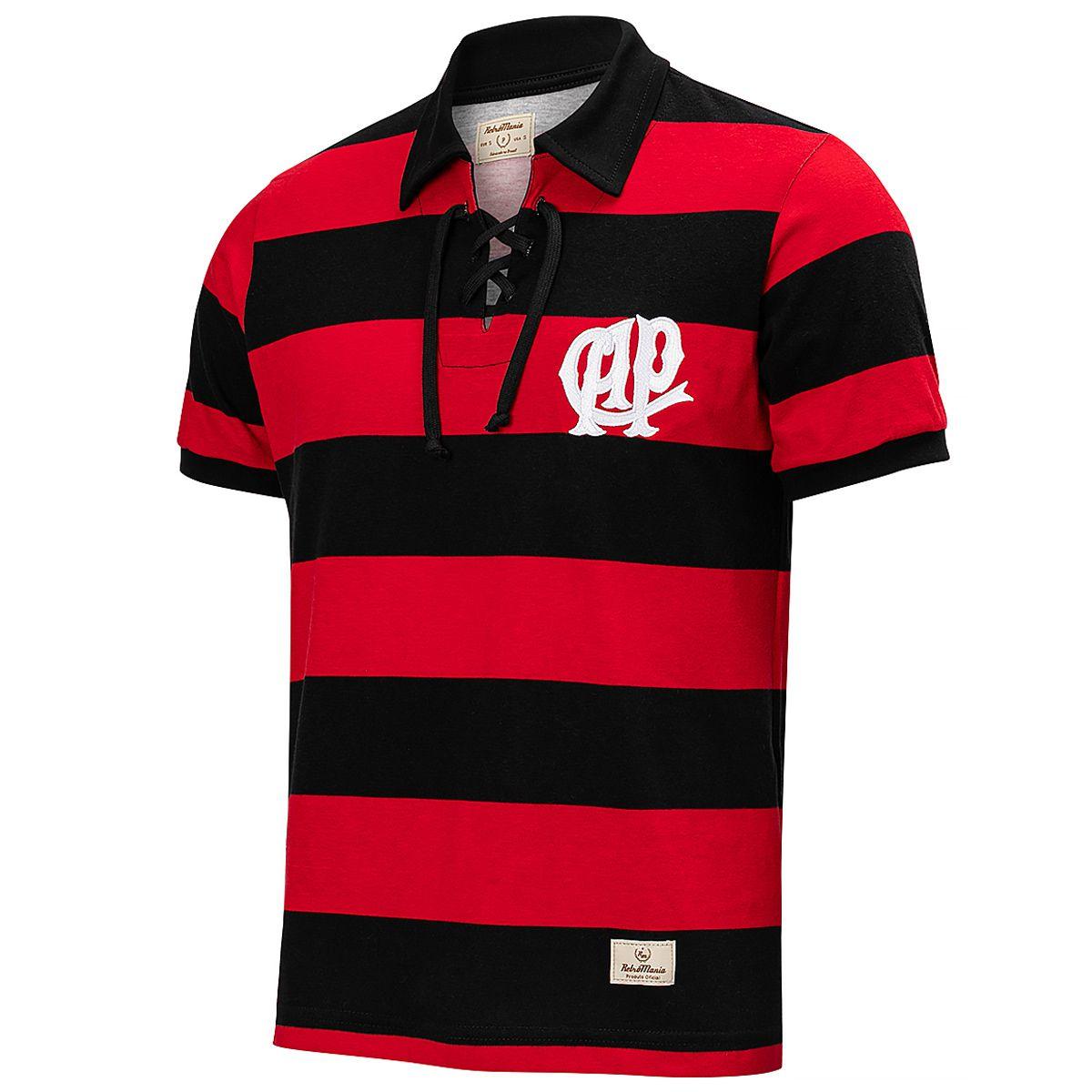 Camisa Athletico Paranaense Retrô 1924