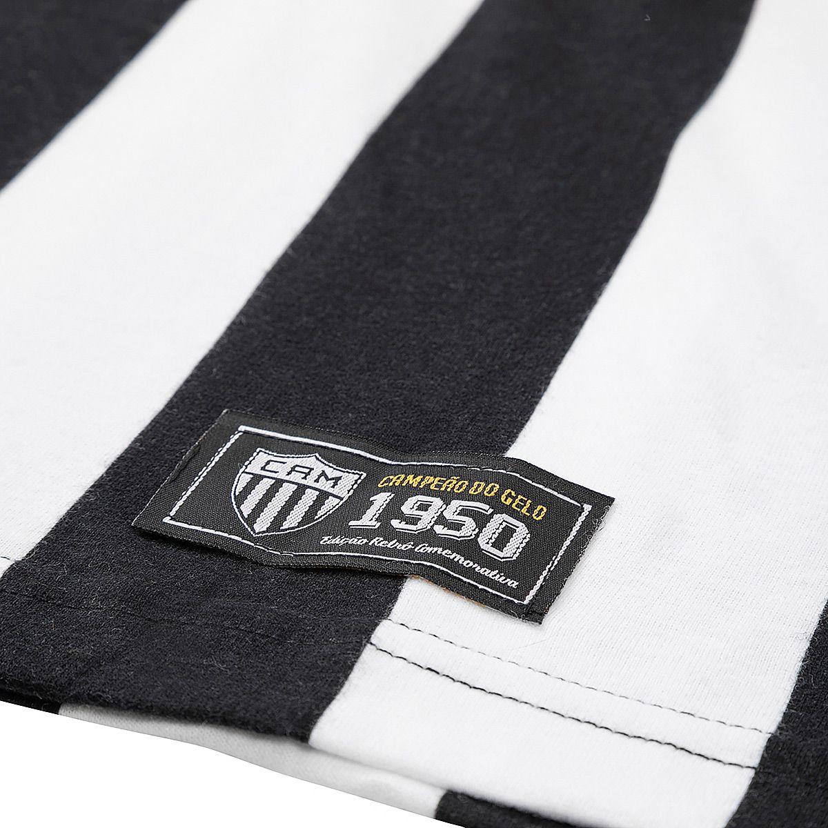 Camisa Atlético Mineiro Retrô 1950