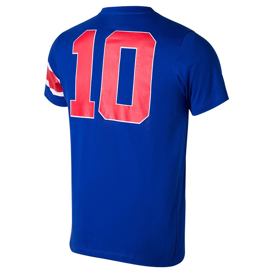 Camisa Capitão Retrô gol Fortaleza Torcedor