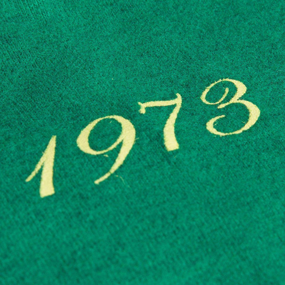 Camisa Casual Mescla Retrô Gol Chapecoense Torcedor Verde