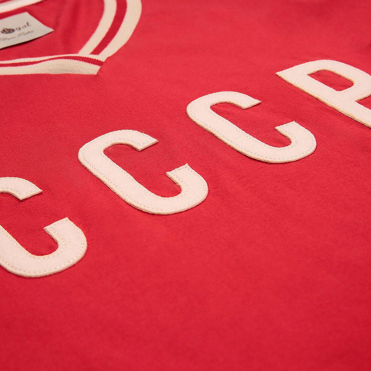Camisa CCCP Retrô União Soviética Feminina