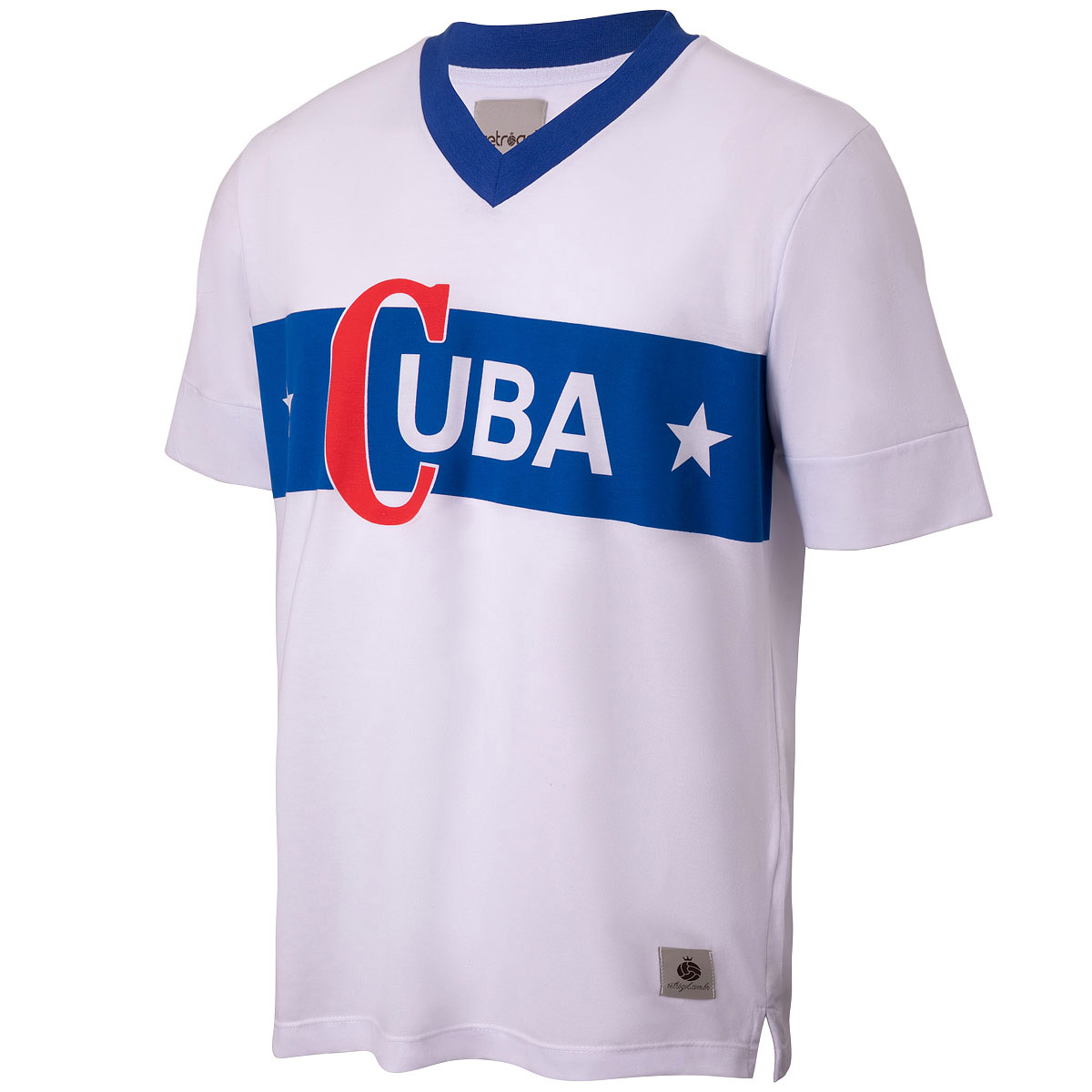 Camisa Cuba Retrô 1962 Masculina