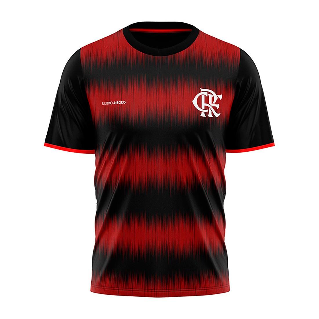 Camisa Flamengo Batimento Rubro-Negro