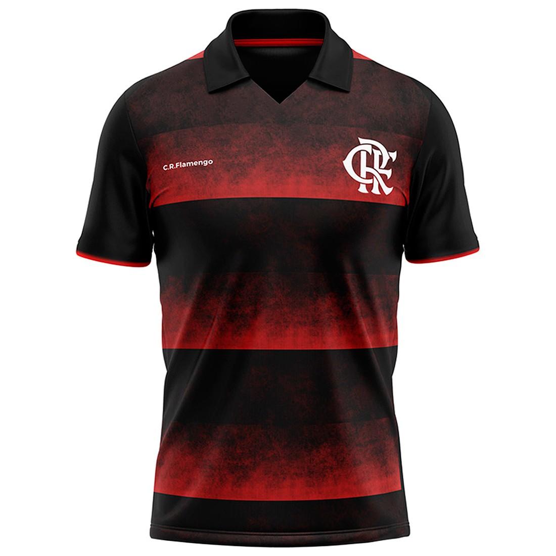 Camisa Flamengo Polo Score