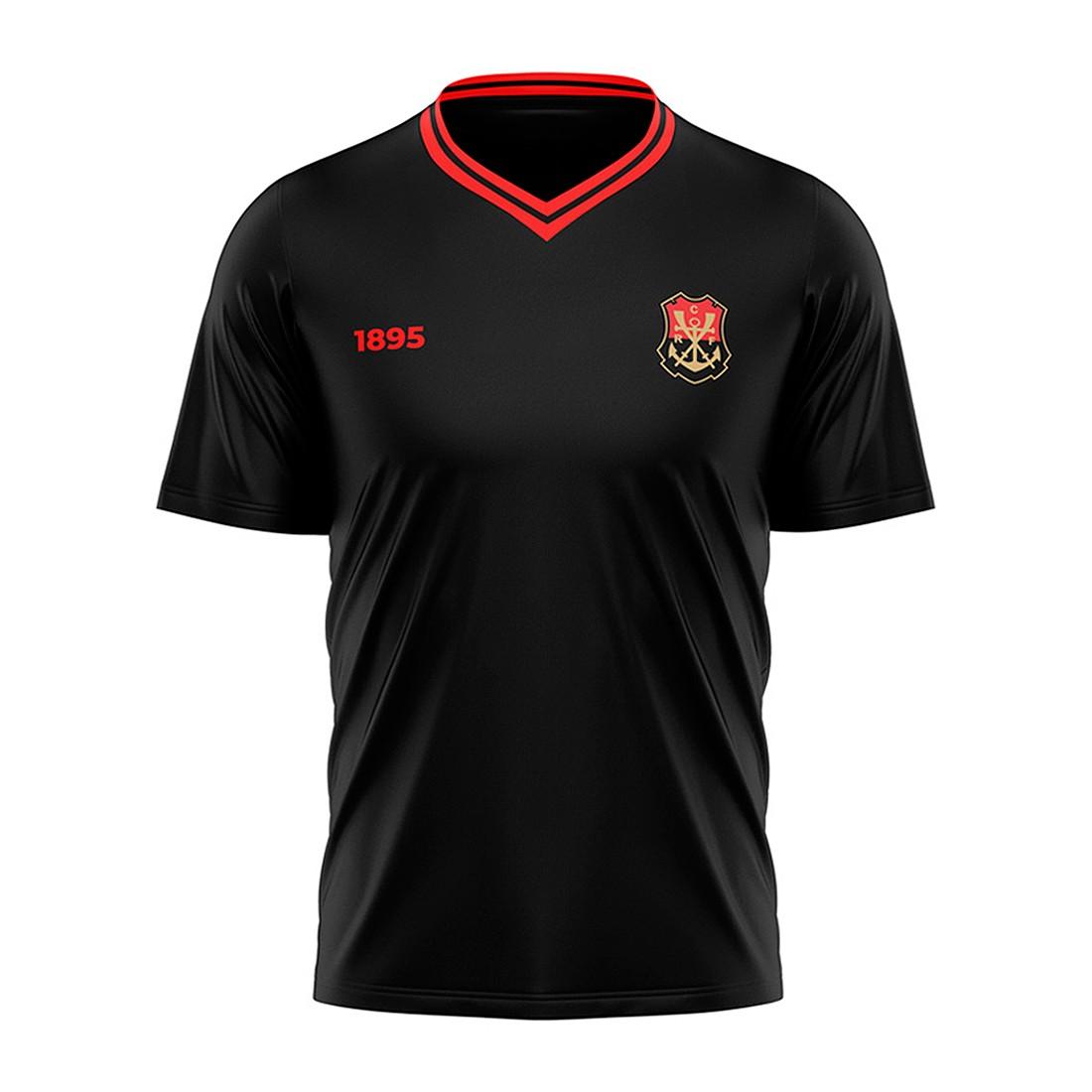Camisa Flamengo Retrô 1895 Masculina