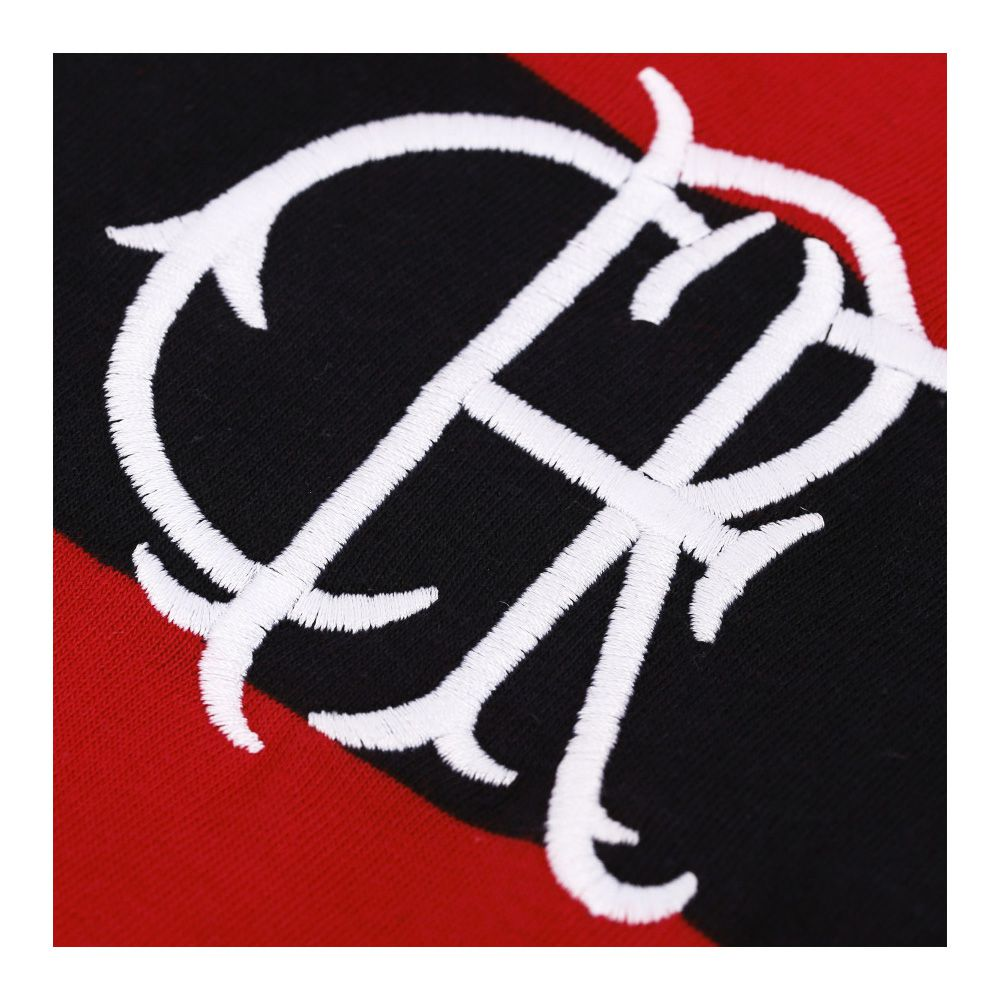 Camisa Flamengo Retrô Tri Zico Feminina
