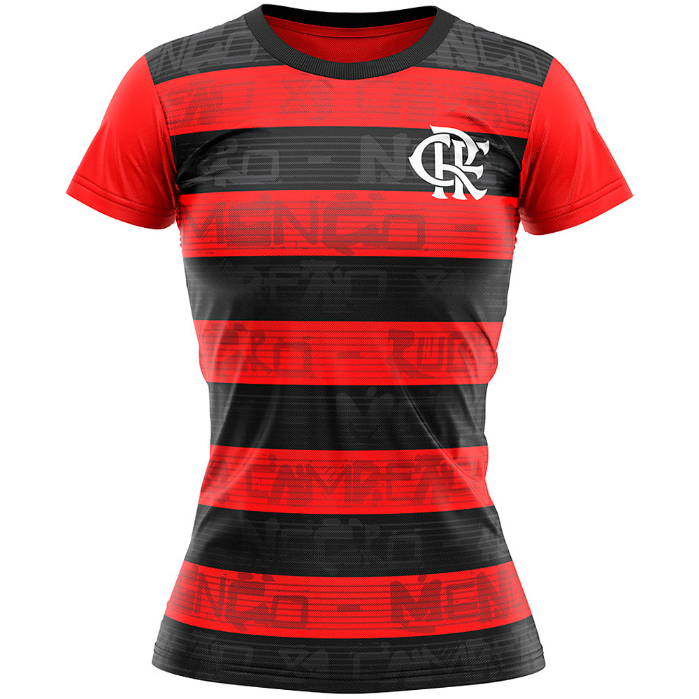 Camisa Flamengo Shout Feminina