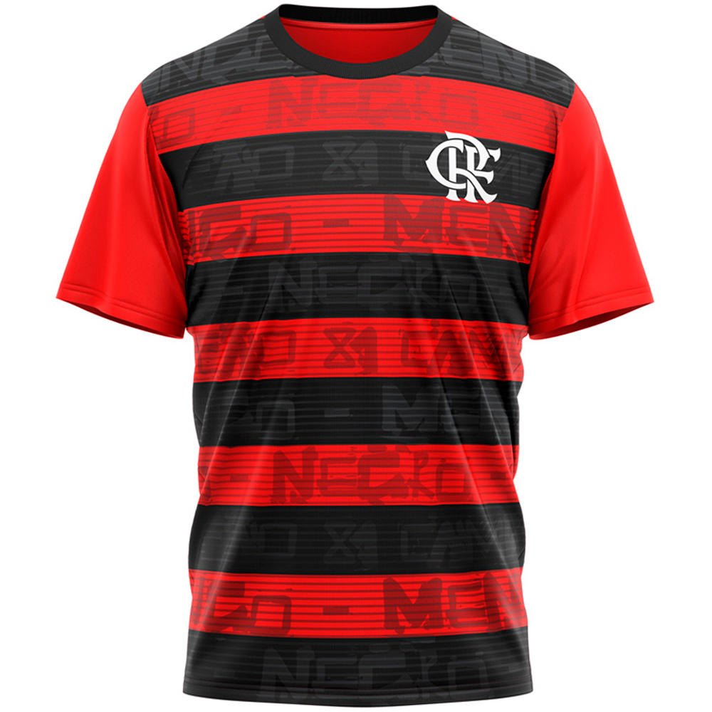Camisa Flamengo Shout Masculina