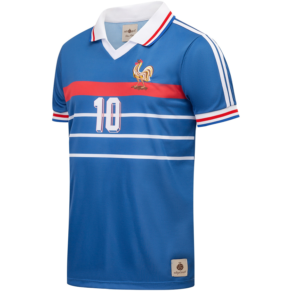 Camisa França Retrô 1998 Masculina
