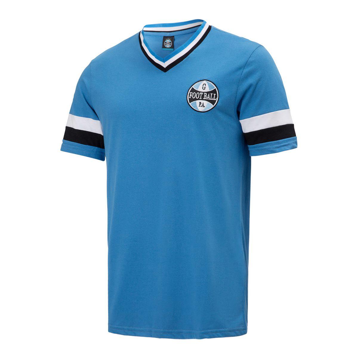 Camisa Grêmio Retrô 1942 Masculina