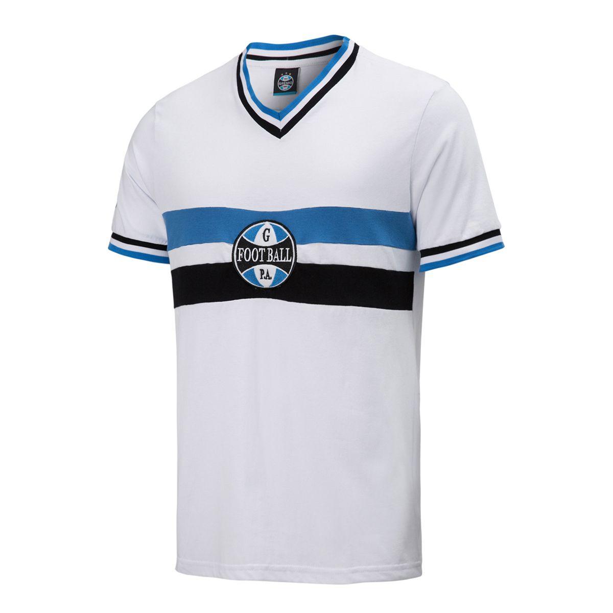 f2ce7787e6186 Camisa Grêmio Retrô 1960 Masculina - Retrôgol