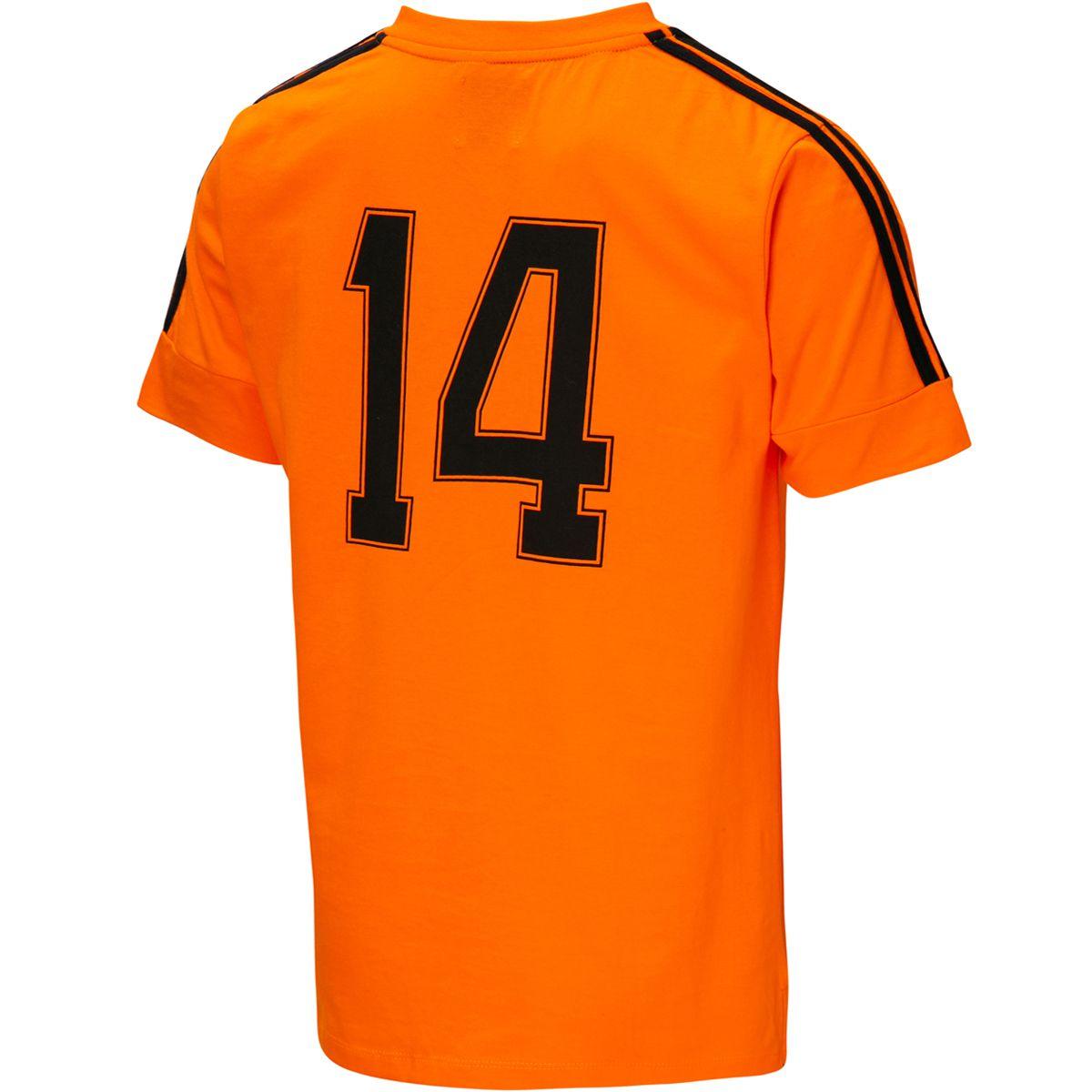 Camisa Holanda Retrô 1974 Cruyff