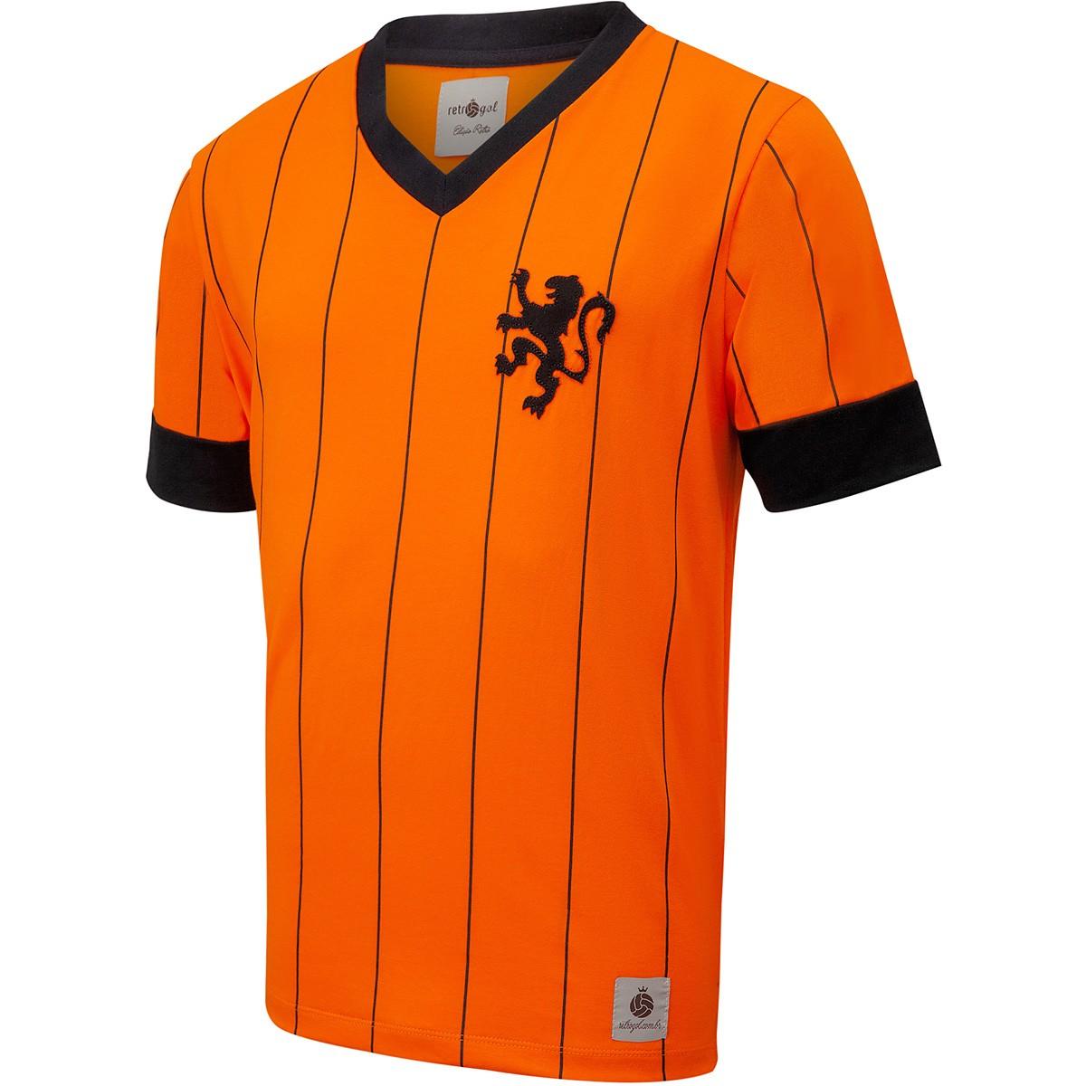 Camisa Holanda Retrô 1983 Masculina