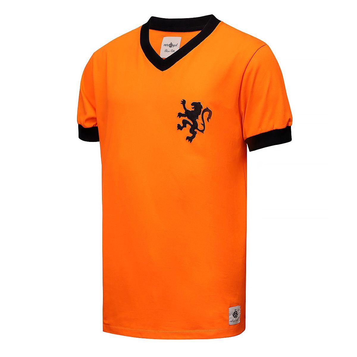 Camisa Holanda Retrô Anos 70