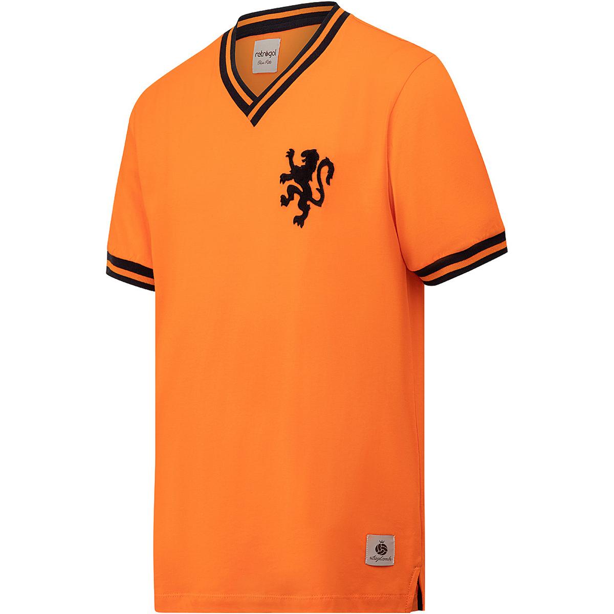 Camisa Holanda Retrô Carrossel Holandês Masculina
