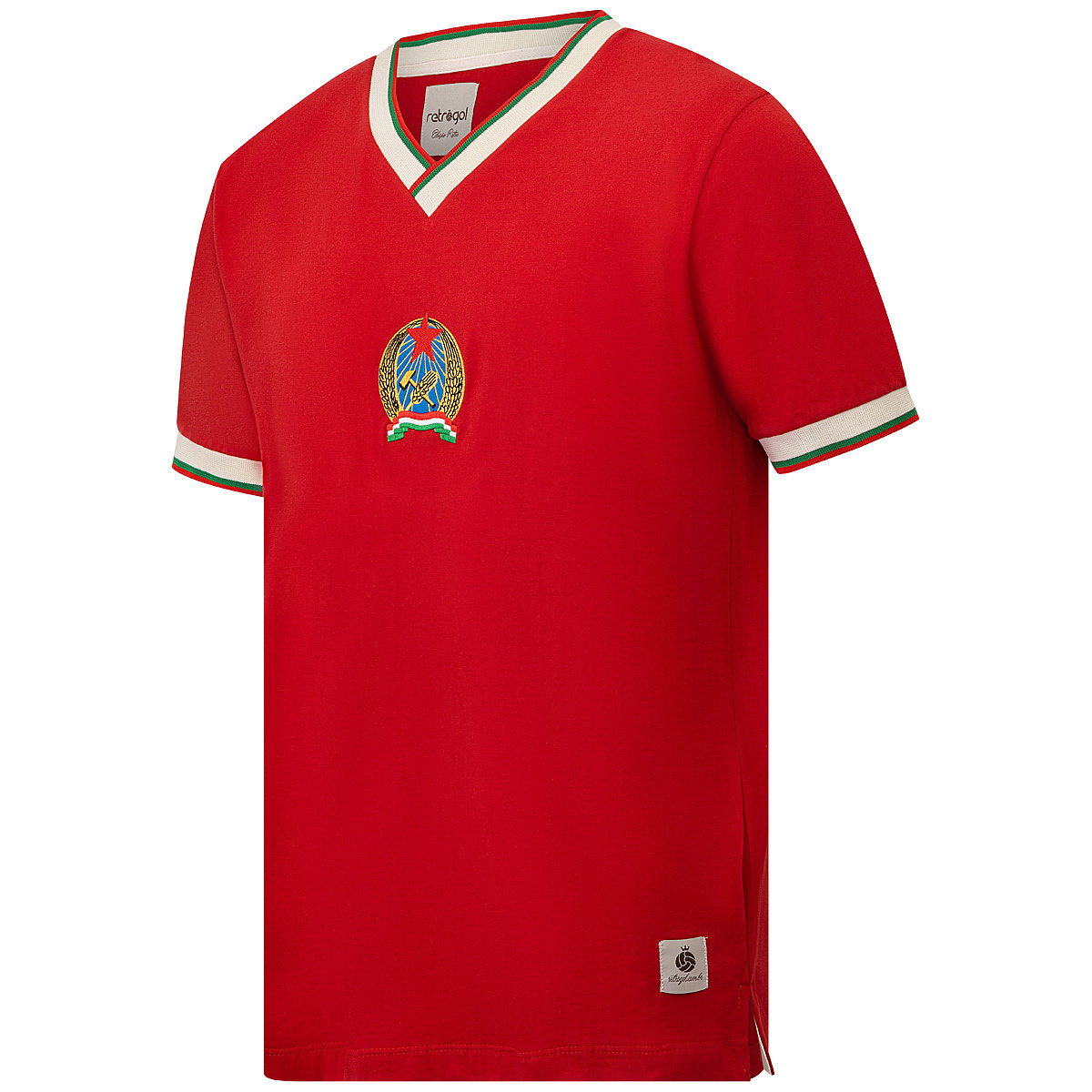 Camisa Hungria Retrô 1954 Masculina