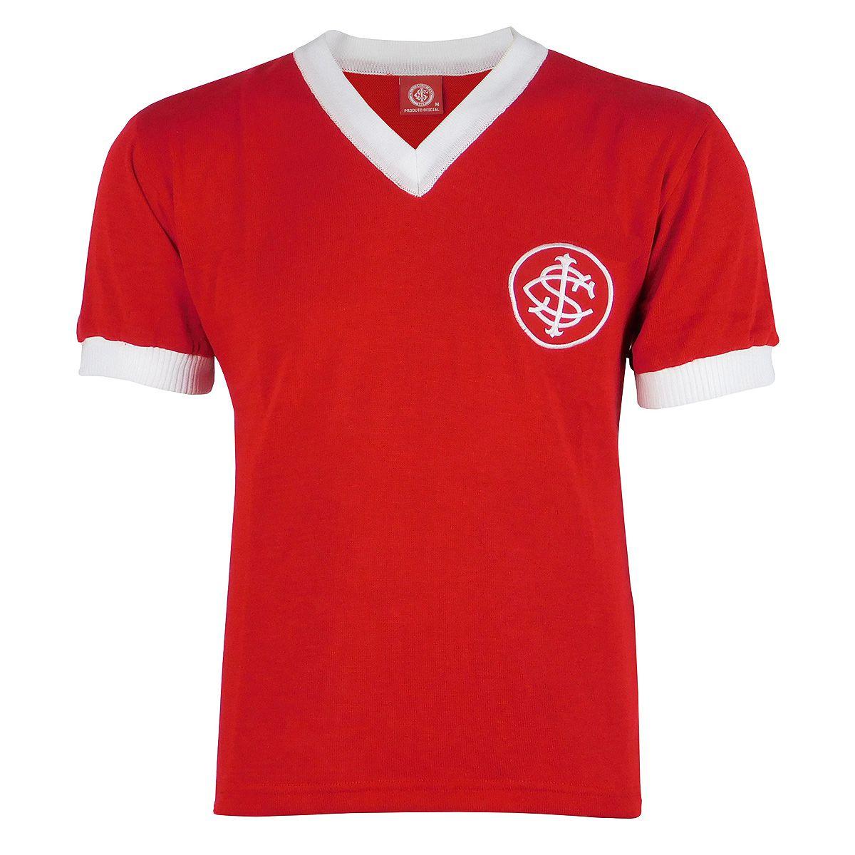 Camisa Internacional Retrô 1975 Tricô Falcão Masculina