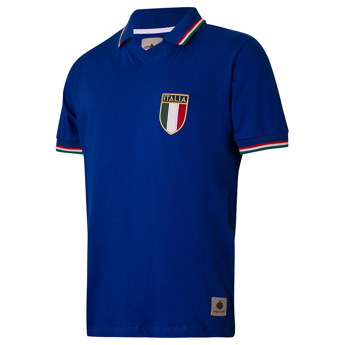 Camisa Itália Retrô 1982 Masculina