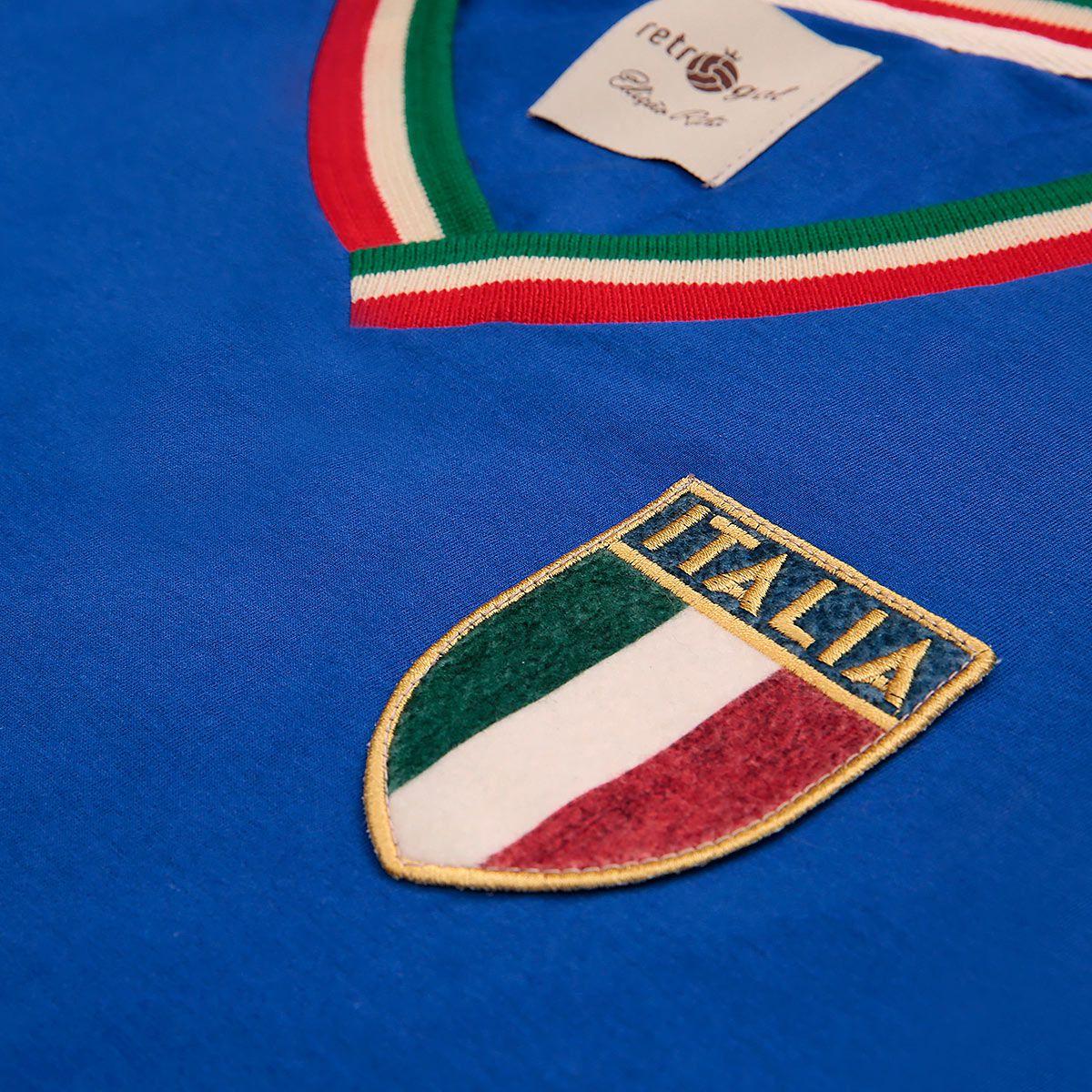 Camisa Itália Retrô Feminina