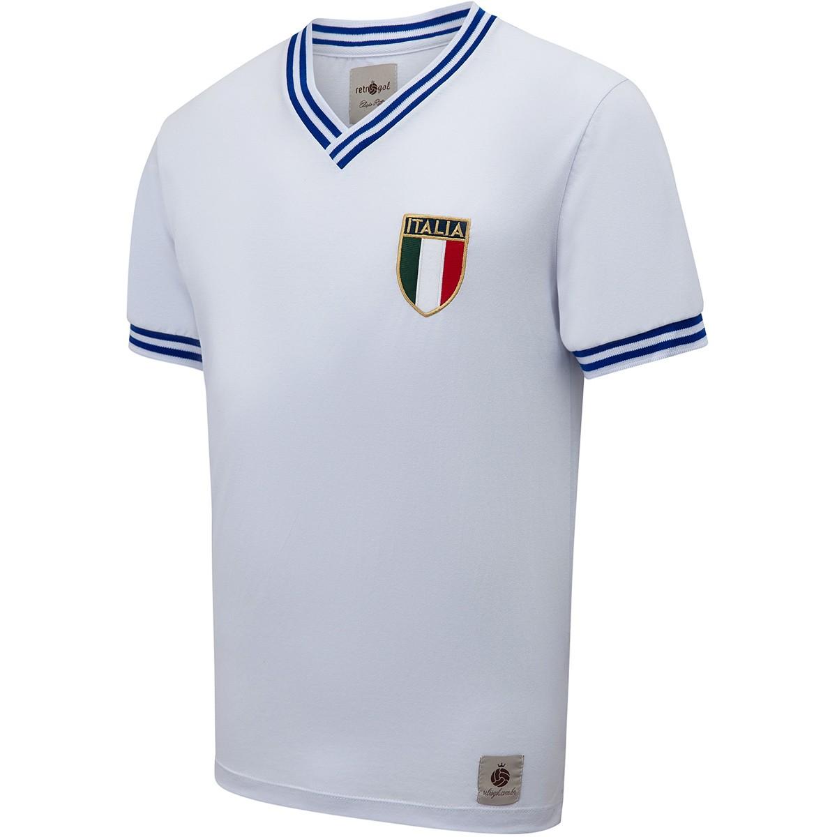 Camisa Itália Retrô nº 10 Masculina