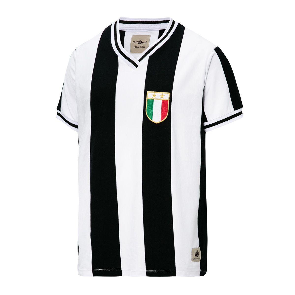 Camisa Juventus Retrô Anos 80