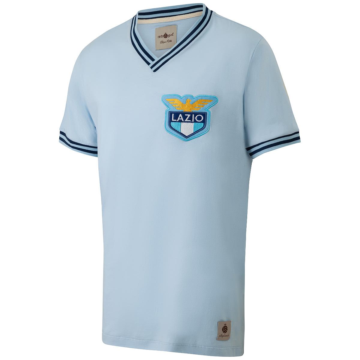 Camisa Lazio Retrô 1978 Masculina