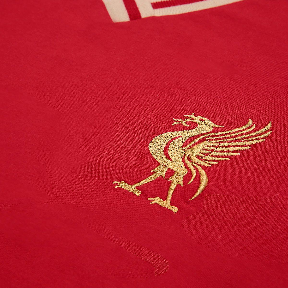 Camisa Liverpool Retrô Anos 70